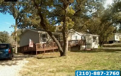 2013 Used Fleetwood 3 bed 2 bath- San Antonio Texas