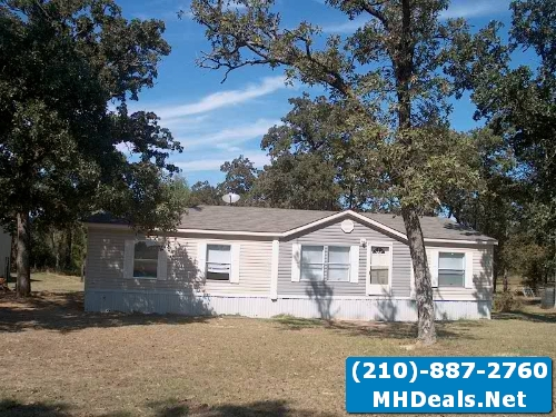 4 bed 2 bath used doublewide manufactured home-Austin, TX