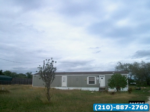 2 bed 2 bath used singlewide home and land- orange grove texas