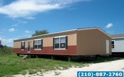 Beautiful like new 4 bedroom 2 bathroom mobile home-San Antonio