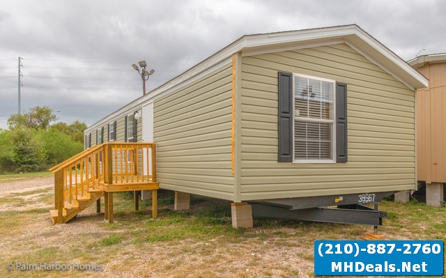 New 3 bed 2 bath singlewide manufactured home- Seguin, TX