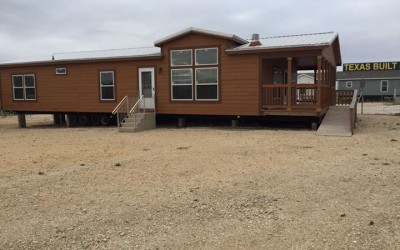 3 bed 2 bath skyranch doublewide manufactured home