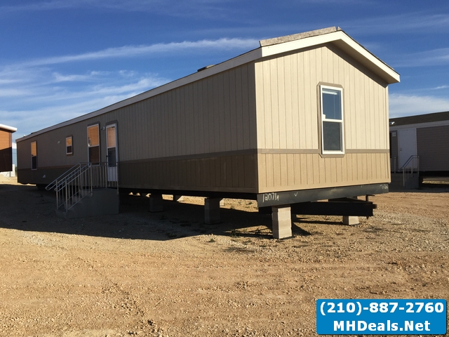 3 bed 2 bath singlewide manufactured home clayton- Seguin