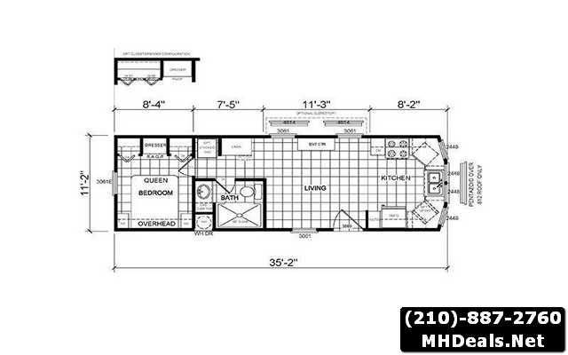 Athens 524 floorplan