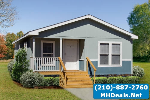 2 bed 2 bath New Doublewide move in ready homes on land