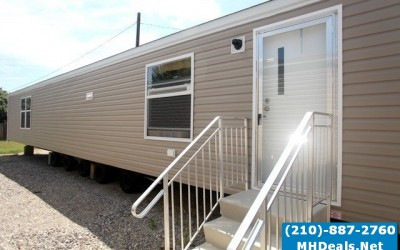 The Foreman 3 bed 2 bath Singlewide Manufactured home