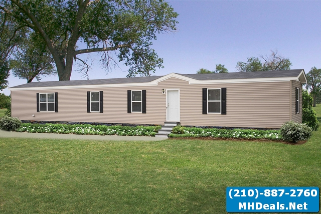 Oxford 3 bed 2 bath Manufactured home