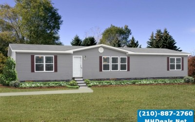 Collins 3 bed 2 bath Manufactured home
