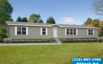 The Webster 4 bed 2 bath Modular Home