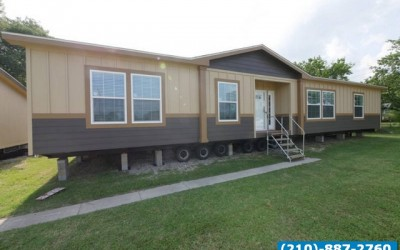 Meridian De Vaca 3 bed 2 bath New Doublewide home