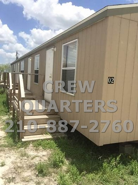 Crew Quarters- Oilfield Housing 4 bedroom 4 bath 16 x80