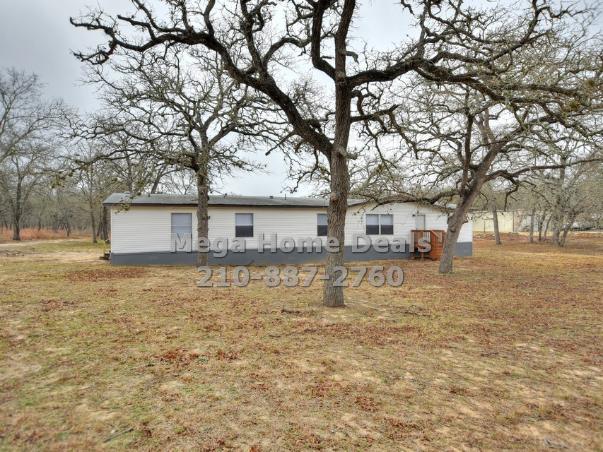 Adkins TX 4 bedrooms 3 baths 2 acres