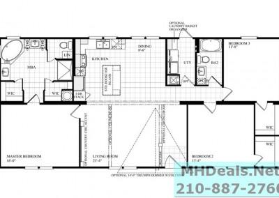 Bradley Floorplan