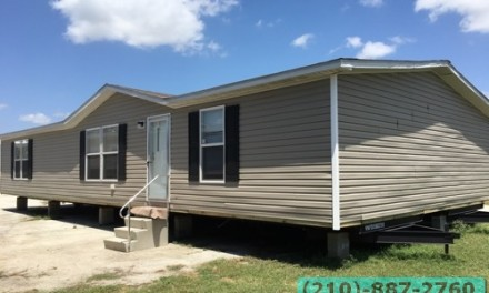 3 bed 2 bath doublewide mobile home San antonio texas