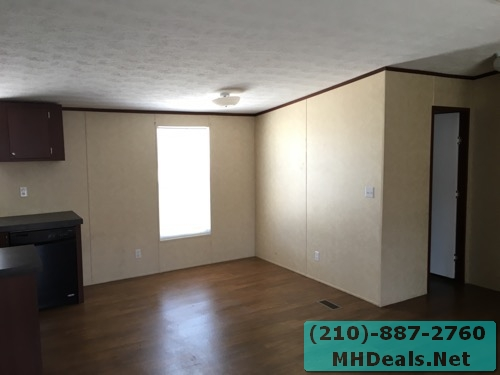 3 bed 2 bath doublewide mobile home dining room