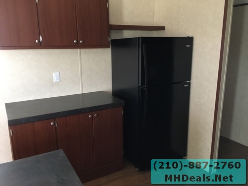 3 bed 2 bath doublewide mobile home kitchen 2