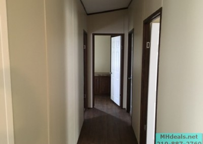 4 bedroom 2 bath Double Wide on Land San Antonio12