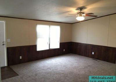 4 bedroom 2 bath Double Wide on Land San Antonio13