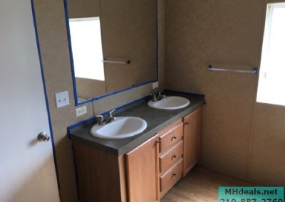 5 bedroom 3 bath Double Wide on Land 07
