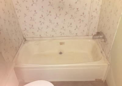 Bathroom Cheap good looking used singlewide-New Braunfels