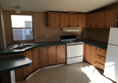 Kitchen Cheap good looking used singlewide-New Braunfels