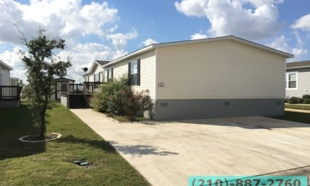 4 bedroom 2 bathroom large used doublewide manufactured home