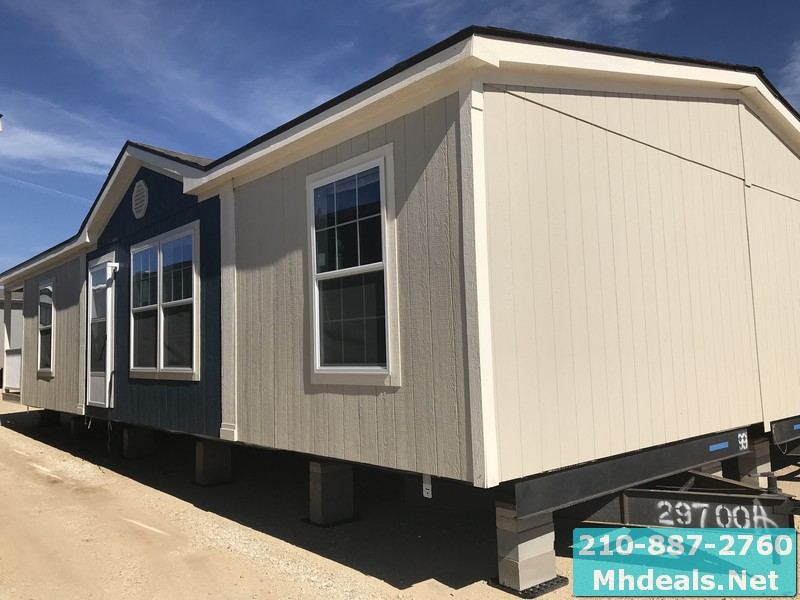 Massive Meridian New Doublewide Manufactured home