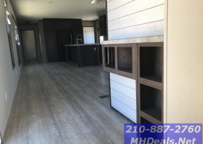 Front entrance storage 3 bed 2 bath new singlewide with storage