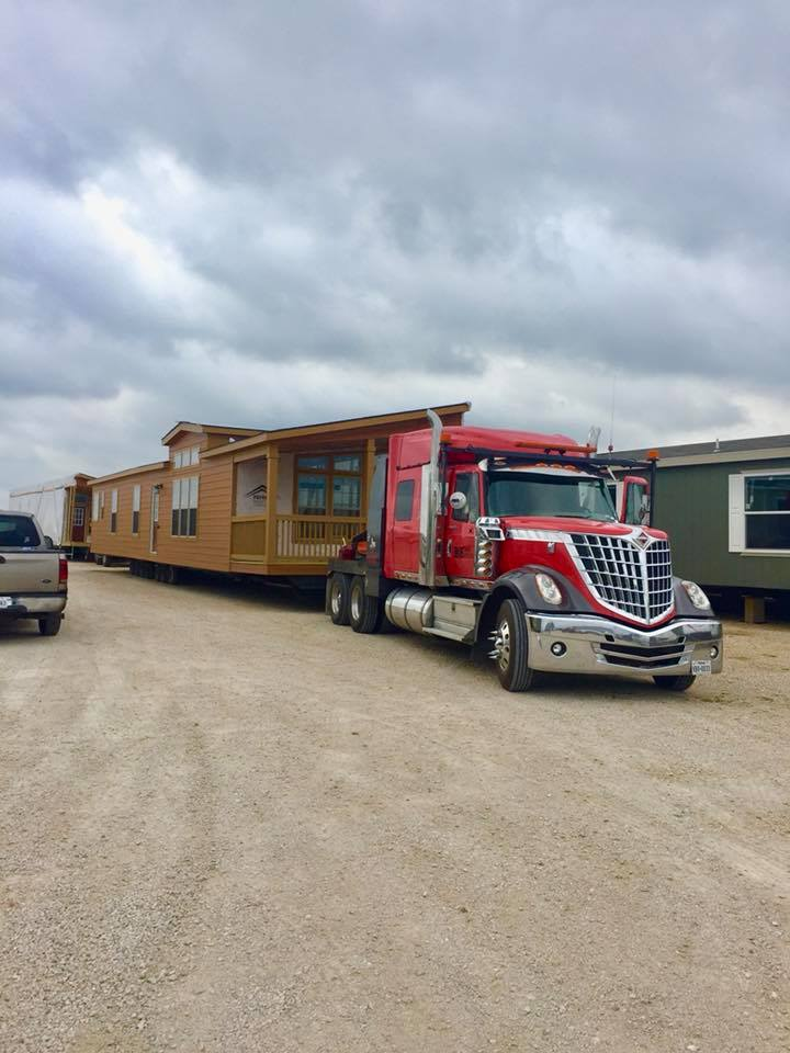 Mobile Home Transport Services