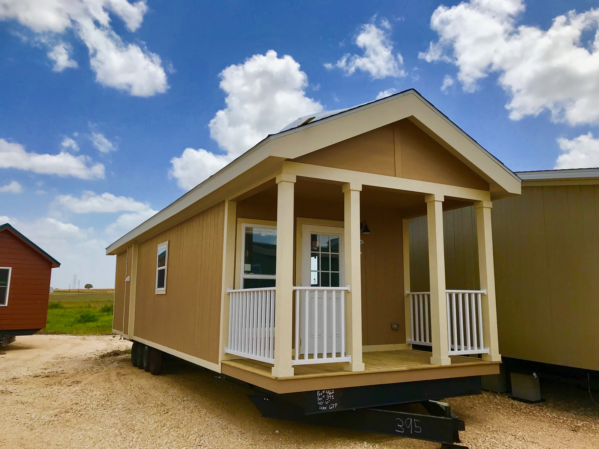 Prefabricated manufactured homes for Ada modular homes