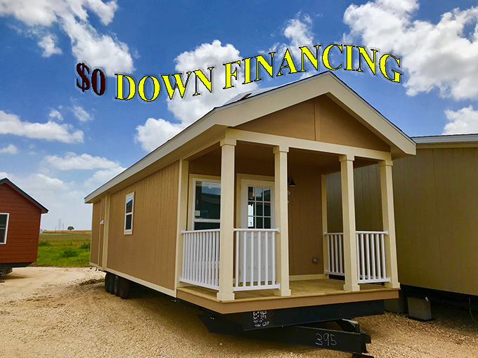 ADA Handicap Tiny Home