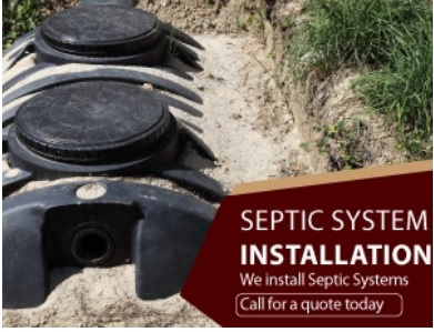 Septic Tank System Installation Quotes