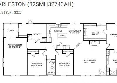 floorplan - Fireplace porch mod master jumbo closet