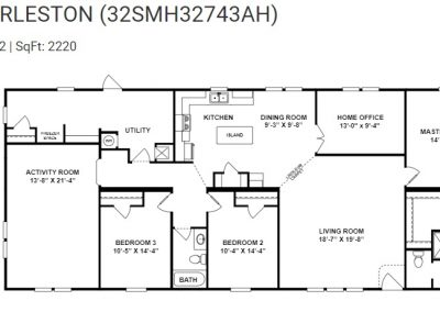 floorplan - Home Office