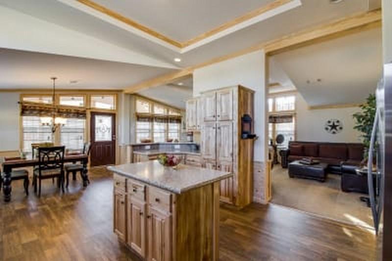 Pine Mountain Cabin Champion Homes Texas 03