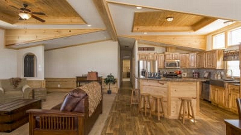 Pine Mountain Cabin Champion Homes Texas 15