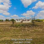 move in ready manufactured home on 1 acre-lockhart-texas 210-887-2760