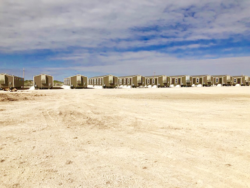 workforce camps for oilfield well site and large long term projects. rugged mancamp homes work sleep floor plans on workforce housing. built tough, built like a tank. great investment units for work sleep combinations 210-887-2760