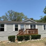 4 bed 2 bath doublewide manufactured home- liberty hill texas