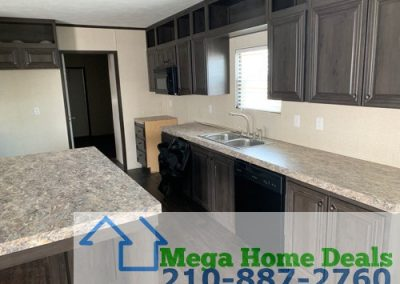 5 bed 3 bath doublewide-san antonio Kitchen 2