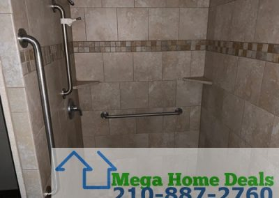 5 bed 3 bath doublewide-san antonio master shower