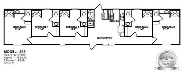 Oilfield Trailer Houses Unit Floor Plans Prices On Mancamps