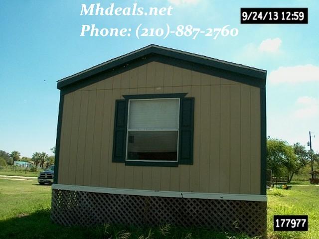 Used Singlewide Manufactured Home 2006 OakCreek Galaxy – Corpus Christi, TX