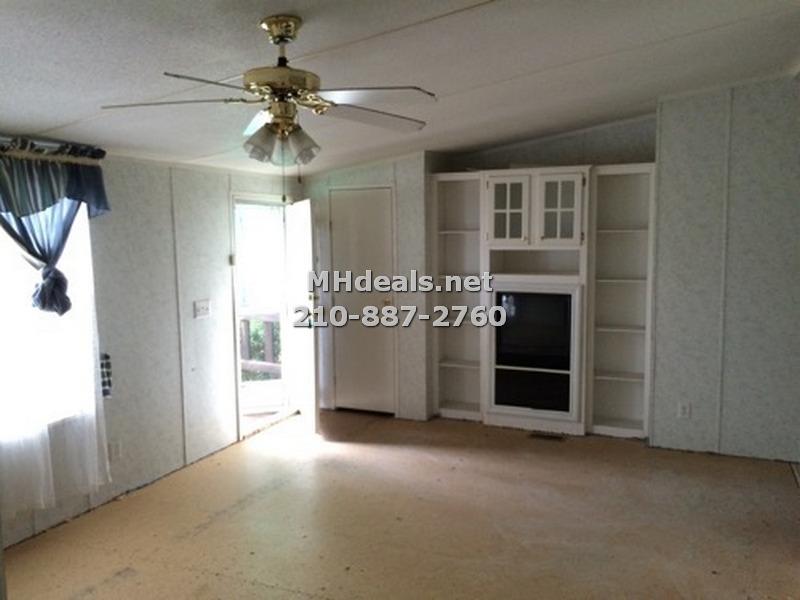interior killeen texas mobile home foreclosure bank repo cheap