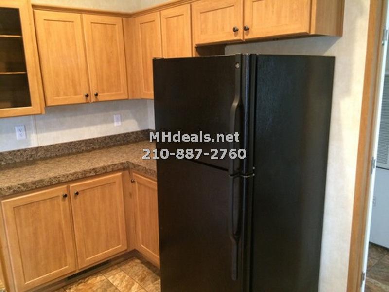 interior-kitchen2-eddy texas repo mobile home on land for sale