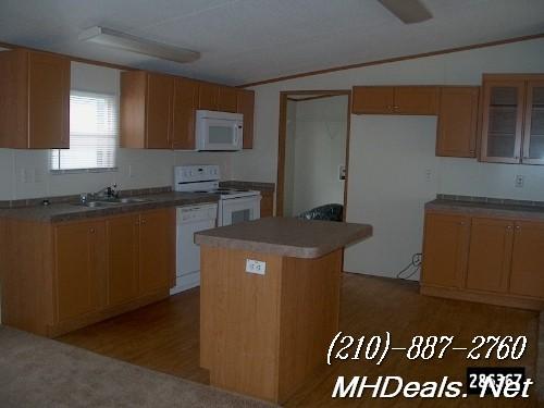 4 Bed Used Doublewide Home 2005 Clayton Cedar Creek