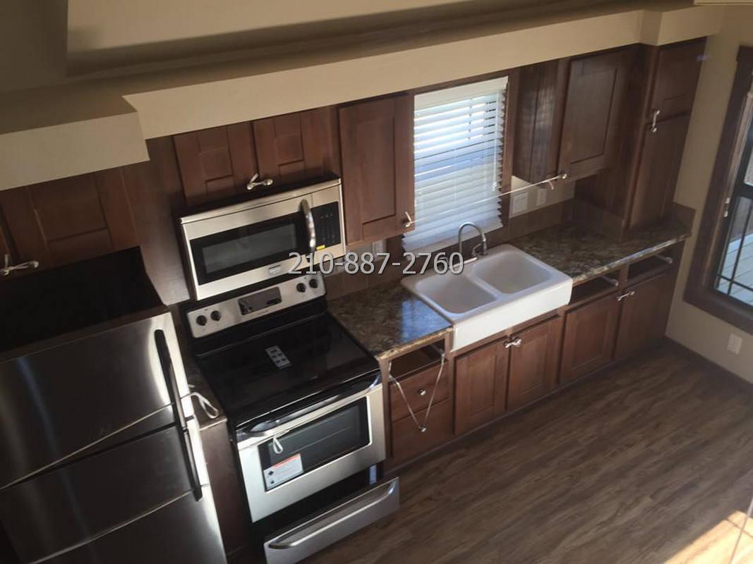 1 bedroom porch model cabin with loft-17