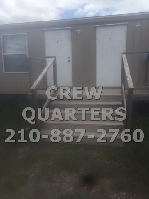 Crew Quarters- Oilfield Housing 4 bedroom 4 bath 16 x80
