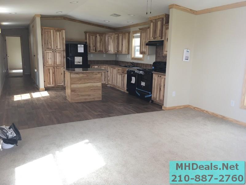 2 bedroom 1 bath cedar sided porch cabin