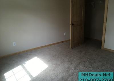 2 bedroom 1 bath cedar sided porch cabin bedroom 2